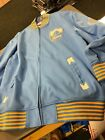 San Diego Chargers NFL Mens  Full Zip Jacket Mitchell and Ness Throwback XL $109.99 USD on eBay