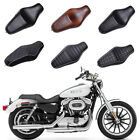 Two Up Seat Passenger Driver Saddle For Harley Sportster XL883 1200 48 2005-2020 $119.99 USD on eBay