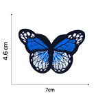 Butterfly Iron on Embroidered Patches Sew Applique Repair Patch DIY