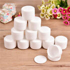30/60x Empty Jar Pot Makeup Sample Cream Lotion Cosmetic Container Inner Lid A