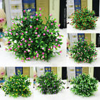 15 Heads Artificial Flowers Plant Home Wedding Party Floral Decor Popular Us!