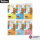 Webbox Lick-e-Lix Unique Tasty Cat Treats Box (All Flavours) 5-7 Treats Per Pack