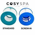 CosySpa Hot Tub Filters [2 Styles] | SUIT ALL INFLATABLE HOT TUBS - 1/6/12 Pack