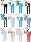 Ladies Official Character Pyjamas PJs Set Size 8-10 / 12-14 / 16-18 / 20-22