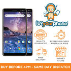 Nokia 7 Plus TA-1055 64GB Black White 4G Unlocked Smartphone