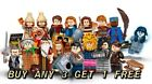 LEGO+HARRY+POTTER+MINIFIGURES+SERIES+2+71028+BUY+ANY+3+AND+GET+1+FREE+BRAND+NEW
