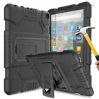 For Amazon Fire HD 8 10th Gen 2020 Tablet Case With Stand Cover/Screen Protector