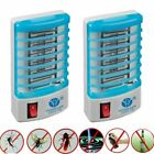 124PACK Mosquito Killer Lamp Bug Zapper Electronic Insect Indoor Flying Pest
