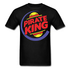 Anime One Piece Shirt Funny Luffy Hat Pirate King T Shirt Size S-6XL