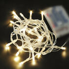 Icicle Hanging Snowing Fairy Lights Curtain Wedding Party Home Garden Decor UK