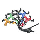 Compound Bow Release Three Four Fingers Interchange Lanyard Adjustable Sensitivi