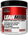 Evlution Nutrition Lean Mode Stimulant-Free Weight Loss Supplement with Garcinia