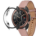 For Samsung Galaxy Watch 3 41mm/45mm Case Protective Silicone Armor Bumper Cover