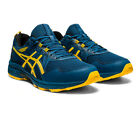 Asics Mens Gel-Venture 8 Trail Running Shoes Trainers Sneakers Blue Yellow