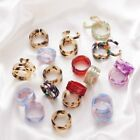925 Silver Cross Gold Necklace Pendant White Sapphire Jewelry Women Fashion Gift
