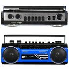 SANSUI Bluetooth SCR-B2 Blue Boombox USB SD card MP3 newJapan Expedited Tracking