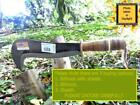 Muller Billhook & belt Loop & Sheath Gardening Bushes Hedgerow Crafts Bushcraft