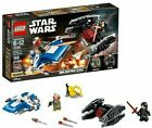 Lego Star Wars A-Wing vsTie Silencer Microfighters Disney 75196 New