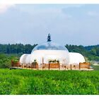 Bubble House Inflatable Bubble Tent Transparent Outdoor Customer Made Available