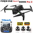Binding One SG906 Pro 2 Foldable GPS RC Drone with 4K HD Camera 3 Axis Gimbal