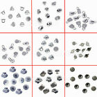 AZDENT Dental Orthodontic Lingual Buttons Bondable Round Mesh Base