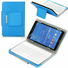 """Wireless Keyboard+Leather Case Cover For Samsung Galaxy Tab A7 T500/505 10.4"""""""