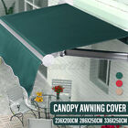 Garden Awning Canopy Patio Sun Shade Shelter Replacement Fabric To