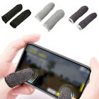 Universal Finger Sleeve Touch Screen Game Controller Anti Slip Sweatproof Tool
