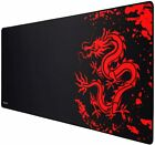Gaming Mouse Pad Exteneded Desk Mouse Mat Large Size 35.4 X 15.7X 0.12inches XXL