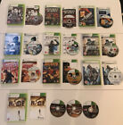 Xbox 360 Microsoft Games Console Video Game Job Lot Gaming Bundle Set