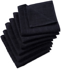 """Set Of 6 Kitchen Dish Cloth Absorbent Cotton Cleaning Rag Car Wash Towel 12x12"""""""