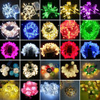Christmas 10-80 LED String Fairy Lights Ornament Xmas Wedding Party Garden Decor