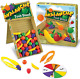 Learning Resources LER 5070 Avalanche Fruit Stand Colour & Fine Motor Skills