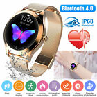 Women Girl Smart Watch Waterproof Heart Rate Pedometer For Android iOS iPhone