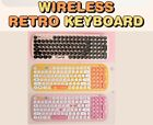 Disney character Retro Wireless 2.4GHz Keyboard - Free Ship w/ Tracking Number