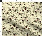 Animal Halloween Insect Spider Steampunk Spoonflower Fabric by the Yard