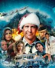 Chevy Chase Clark Griswold Family Christmas, Happy and Happy - No Frame
