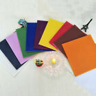 6PCS Candle Making kit Beeswax Sheets Honeycomb Handmade Adult Craft Gift 20CM