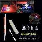 Painting Lighting Point Drill Pen USB Rechargeable Diamond Painting Tools