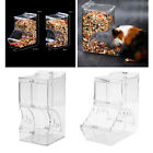 Small Pets Bird Automatic Hamster Feeder Food Dispenser Dish Bowl Pigeon