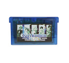 Suikoden Card Stiries Nintendo Game Boy Advance GBA All Colors Cartridge Console