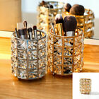 MAKE UP BRUSH STORAGE BUCKET PENS/PENCILS HOLDER POTS DESKTOP ORGANIZER DECOR