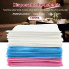 10PCS Disposable Bed Sheet Cover Beauty Salon SPA Non-woven Bed Sheets 80 180cm