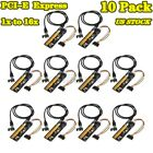 Lot USB3.0 PCI-E Express 1x To 16x Extender Riser Card Adapter 4 PIN Power Cable