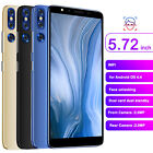 5.72in Android Smartphone 4gb Dual Sim 3g Unlocked Super Cheap Smart Phone