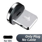UGI 360° Magnetic 2.4A Fast Charge Cable For Apple iPhone Type-C Micro-USB 1M-3M