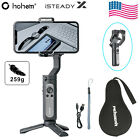 Hohem iSteady X 3-Axis Handheld Gimbal Handheld Stabilizer for Smartphones T1Z5
