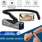 Ordro EP7 Head Mount Action DV Camcorder HD 4K 1080P Video Camera Wifi Camcorder
