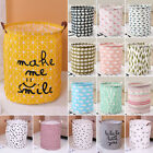 Foldable Laundry Basket Animal Pattern Hamper Dirty Clothes Storage Bag Home