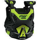 Chest Armour Protective Sentinel Gp s16 Black/Green Thor Padding